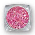 Krljušt za nokte svetlucava pink IN05-04