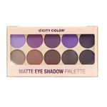 Matte Eyeshadow Paleta Senki 10x0.9g