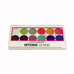 Metallic Eyeshadow paleta senki