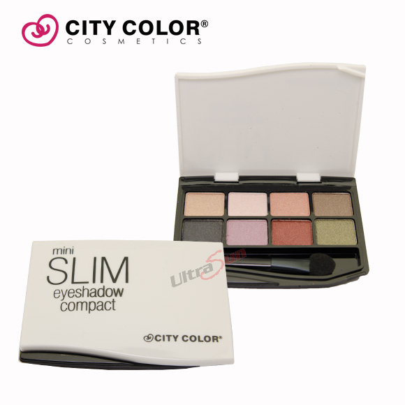 Mini Slim Eyeshadow paleta senki 4