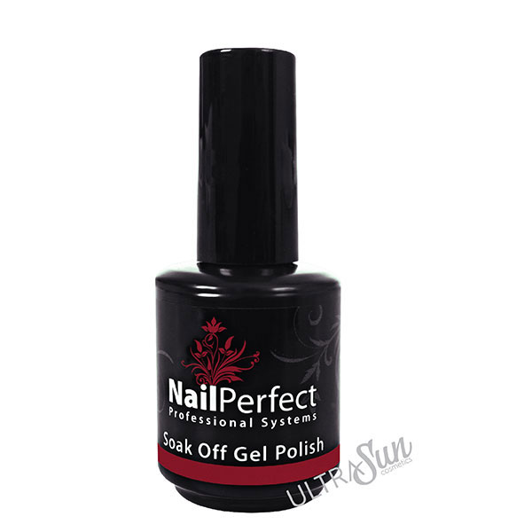 Gel lak za nokte Red Is the New Black 15ml