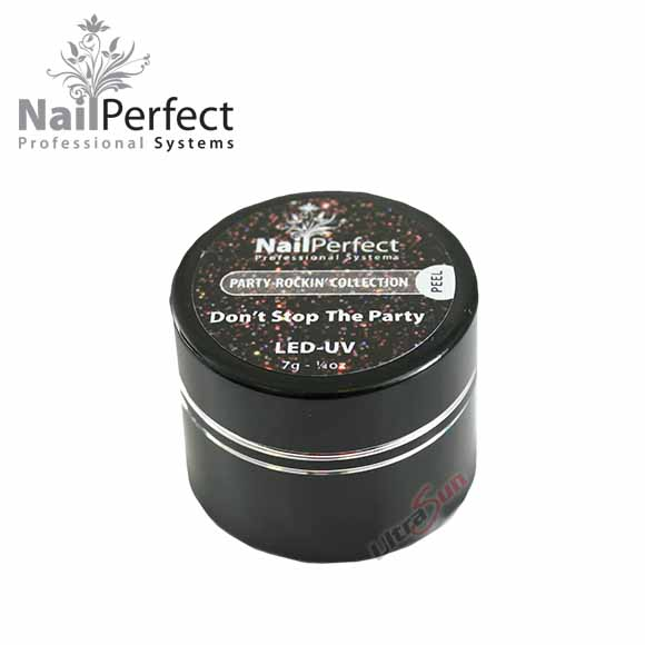 NP Color Gel Dont stop the party 7g