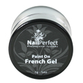 NP Paint on french gel 7g