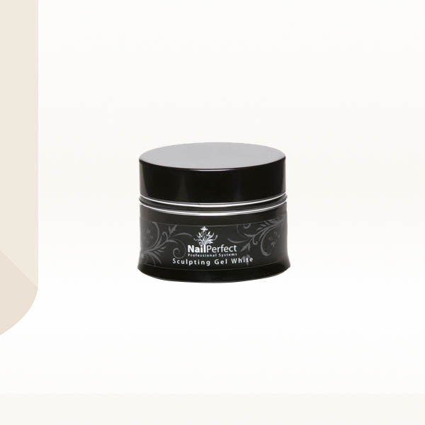 NP Sculpting gel briliant white 14g