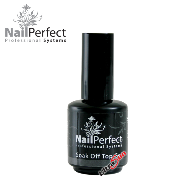 NP Soak Off Top Gel 15ml