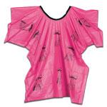 Ogrtač za šišanje Werkezugmotiv pink