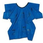 Ogrtač za šišanje Werkezugmotiv plavi
