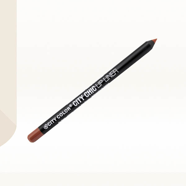 City Chic Lip Liner Coffee 0.5g