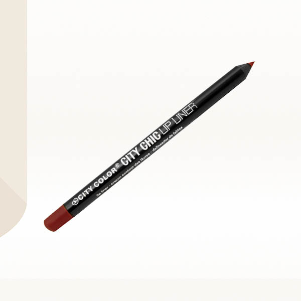 City Chic Lip Liner Maroon 0.5g