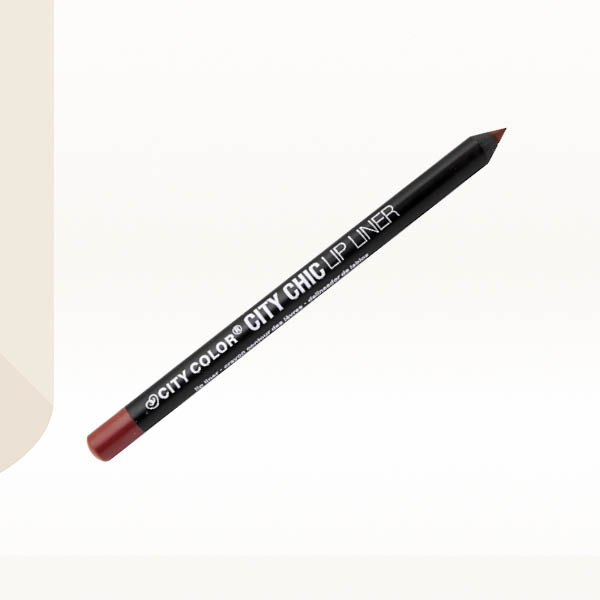 City Chic Lip Liner Scarled 0.5g