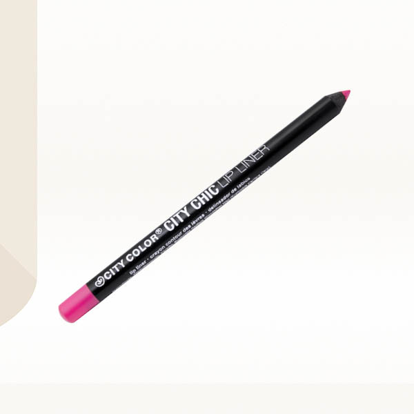 City Chic Lip Liner Ultra Pink 0.5g