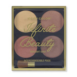 Paleta iluminatora Infinite Beauty 4x3.2g