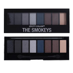 Smokeys Eyeshadow Palette 8x1g