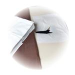 Papirni podmetač za zaštitu lica