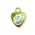 Ukras za nokte Single Diamond Golden IEG06-02