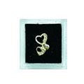 Ukras za nokte Nail Charms Silver IEH02-50