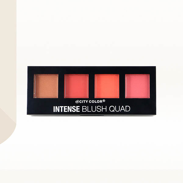 Intense Blush Quad Collection 2 4x2.8g