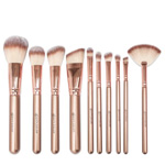 Set četkica - Pro Rose Gold Collection