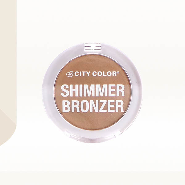 Sjajni bronzer City Color - Karamela