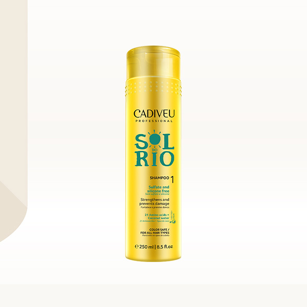 Sol Do Rio Šampon za kosu 250ml