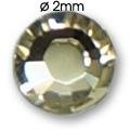 Cirkoni za nokte Flat Back SS5 Silk IAS01-02