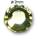 Cirkoni za nokte Flat Back SS5 Jonquil IAS01-03