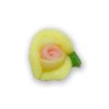 Ukras za nokte 3D Cvet 3 latice žute IJ01-02