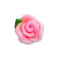 Ukras za nokte 3d ruža pink 6mm IR16-05