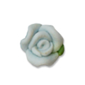Ukras za nokte 3d ruža s.plava 6mm IR16-09