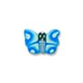Ukras za nokte leptir t.plavi IR05-10
