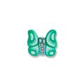 Ukras za nokte leptir zeleni IR05-08