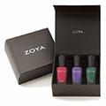 Zoya limited edition matte jewels - set 3 laka